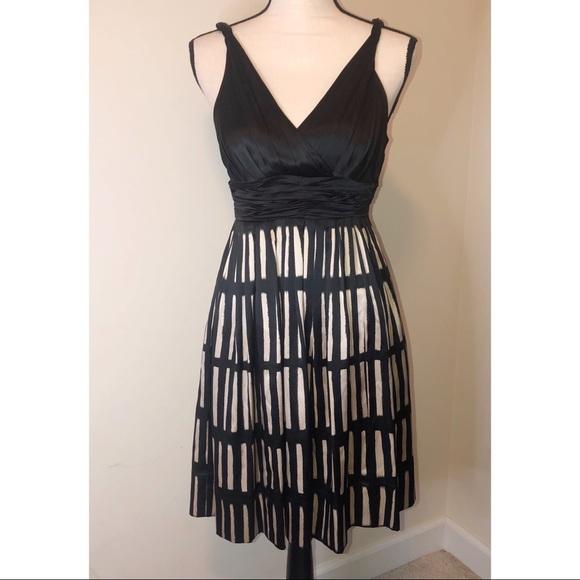 Dkny silk blend dress